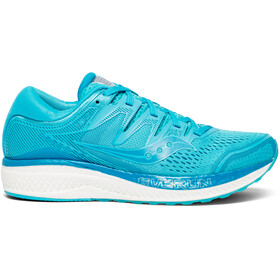 saucony Hurricane ISO 5 Shoes Women Blue